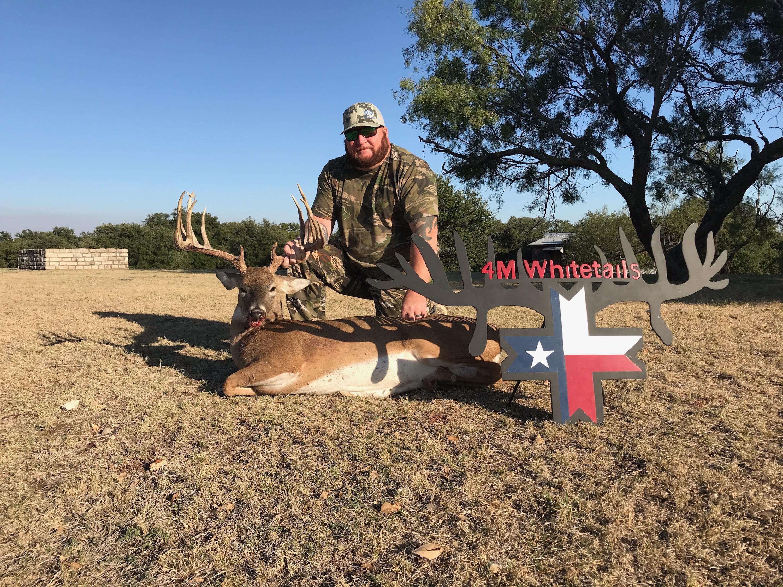 2019 4M Whitetails Texas Whitetail Harvests