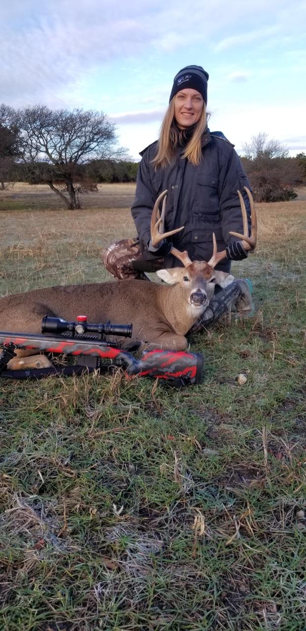 Texas Whitetail Hunt