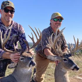 2020 Texas Whitetail Harvests
